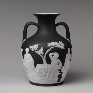 The Portland Vase, Josiah Wedgwood