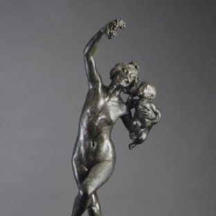 Frederick William MacMonnies | Bacchante and Infant Faun