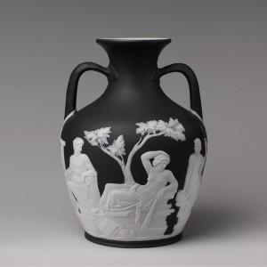 The Portland Vase, Josiah Wedgwood