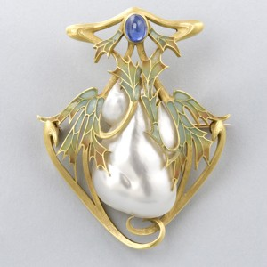Fouquet Brooch