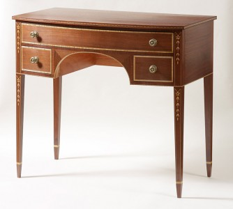 Kneehole sideboard, Steve Latta