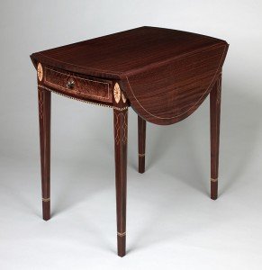 Pembroke table, Steve Latta