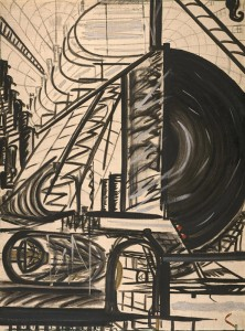Frances Simpson Stevens, Dynamic Velocity of Interborough Rapid Transit Power Station