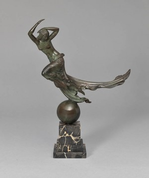 Paul Manship, Flight of Night