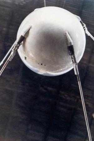 Model of Sputnik 1