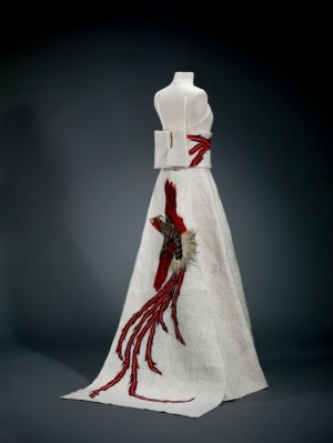Japonesque Wedding Dress
