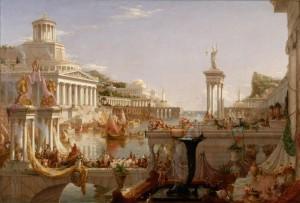 Thomas Cole, The Consummation of Empire, 1835–1836, The New-York Historical Society