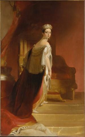 Queen Victoria, Thomas Sully