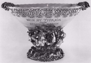 Goelet Prize for Sloops, 1889, by Tiffany & Company (1837-present)