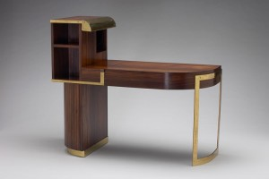 Desk designed by Donald Deskey