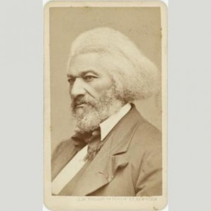 Frederick Douglass 1876 portrait by Kendall Warren, National Portrait Gallery