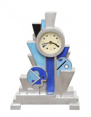 Clock, 1928. Jean Goulden