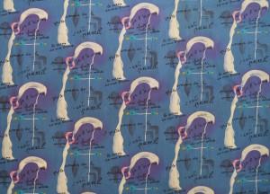 Joan Miro (Spain, 1893–1983) for Fuller Fabrics