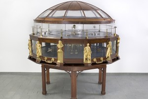 Pope's Grand Orrery