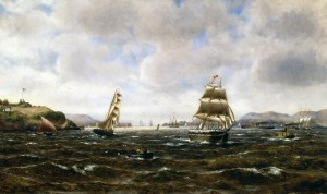 """San Francisco Bay"" by William A. Coulter"
