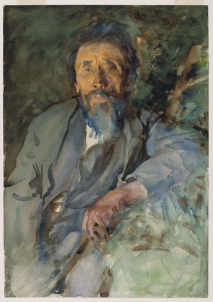 John Singer Sargent (1856-1925) A Tramp