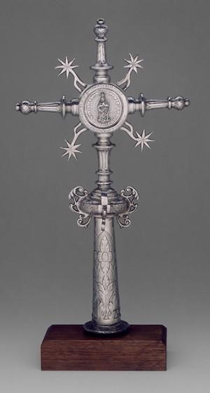 Processional cross(cruz guión)