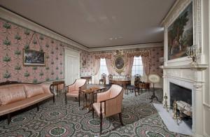 Oak Hill Parlor Period Room