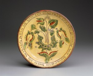 Attributed to John Neis(American 1775–1867);Plate