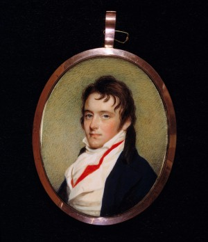 Miniature of Colonel Thomas Pinckney, Jr