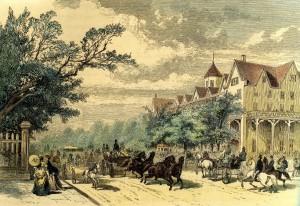 The Drive, c.19th century, Artist Unknown