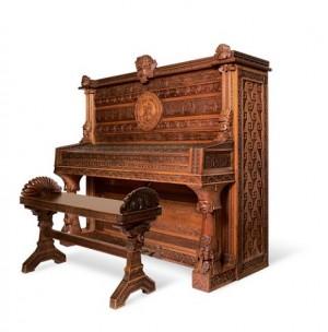 Neo-Zapotec piano