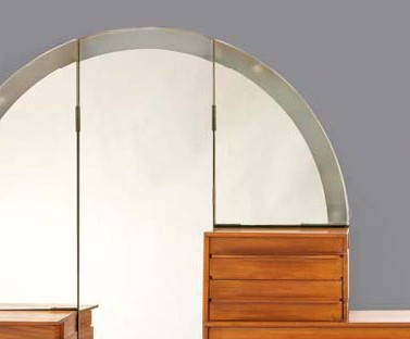 Rudolph Schindler, Dresser with mirror