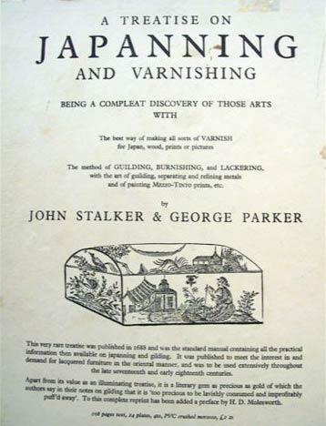 Image result for stalker parker treatise japanning