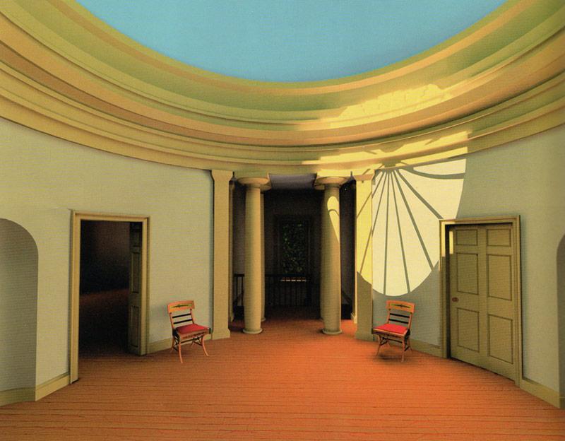 Image result for benjamin henry latrobe pope villa